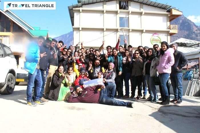 Fun in Parvati valley