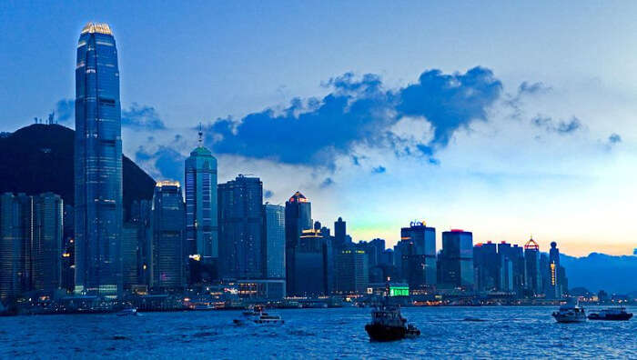Hong Kong Weather Conditions