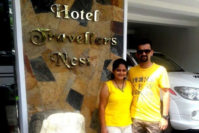 comfortable stay in Kandy