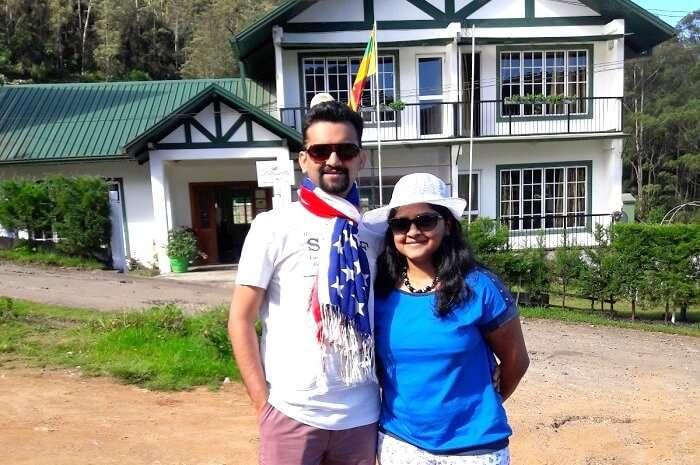 scenic locations en route Nuwara Eliya