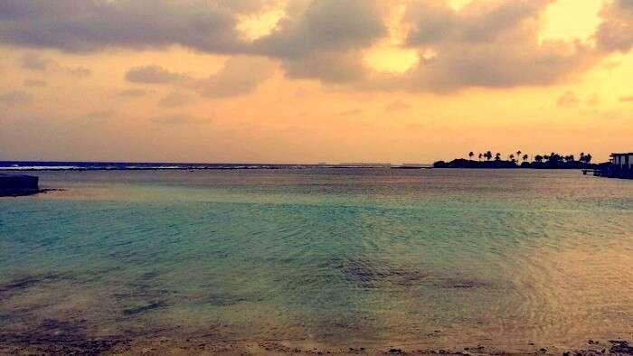 Beauty of Maldives