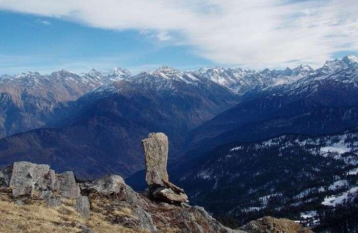 Kedarkantha Trek View