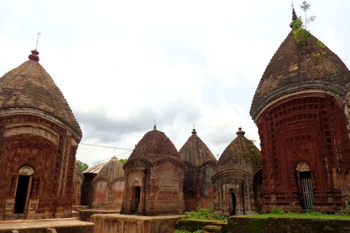 Maluti Temples in Dumka district in Jharkhand