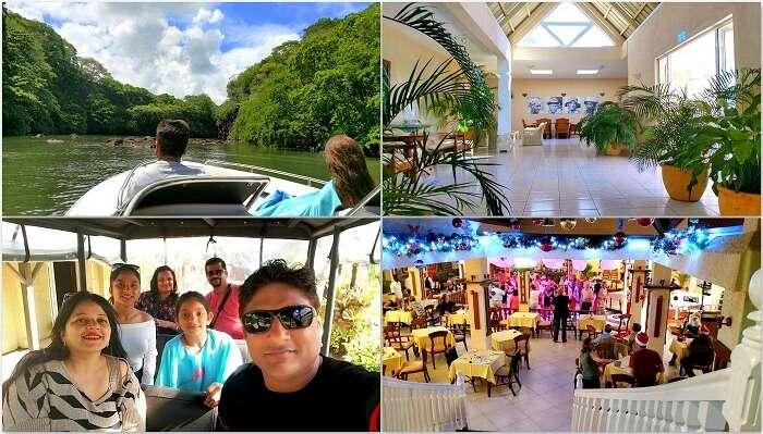 Mauritius family trip