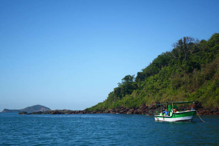 indulge in a fun boat ride to bat island