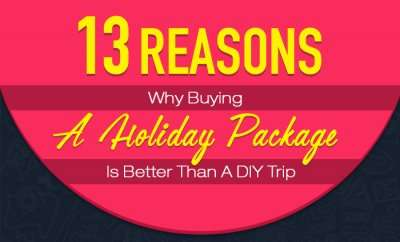 Advantages of packages holidays cover