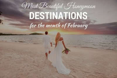 The best honeymoon destinations in the world