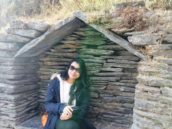 nearby bhagsu falls