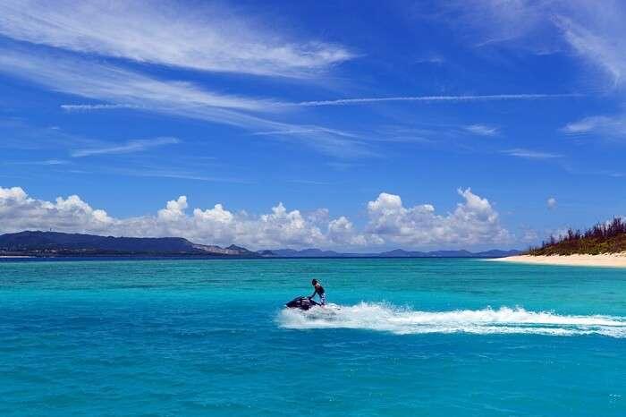 Jet Skiing Adventure Bali