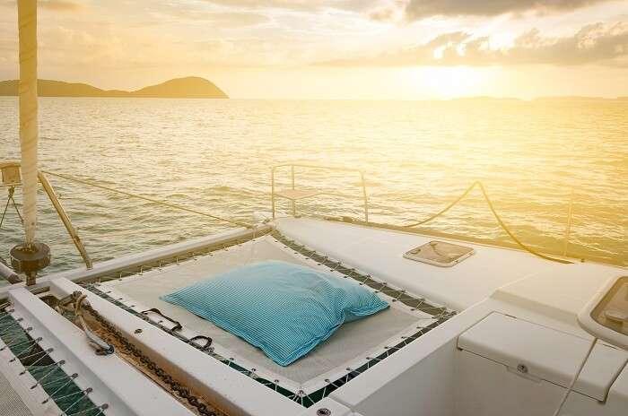 Catamaran Cruise In Bali