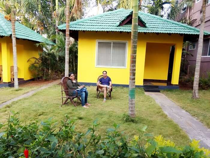 Couple in Karnataka