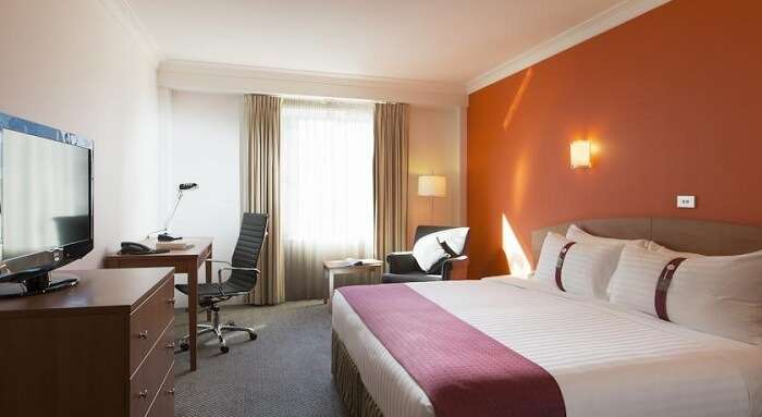 Holiday Inn in Darling Harbour, Sydney