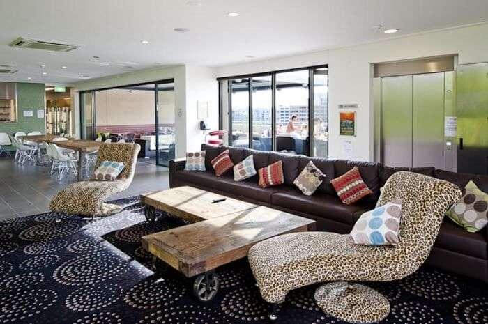 Bounce Hostel in Sydney