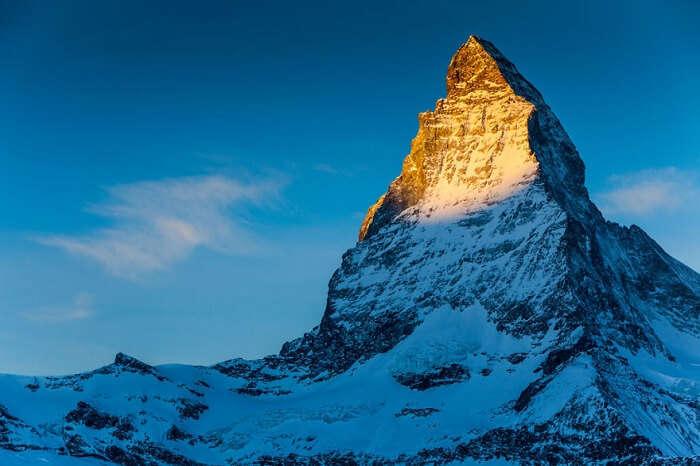 winters in zermatt switzerland