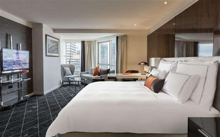 Swissotel hotel in Sydney