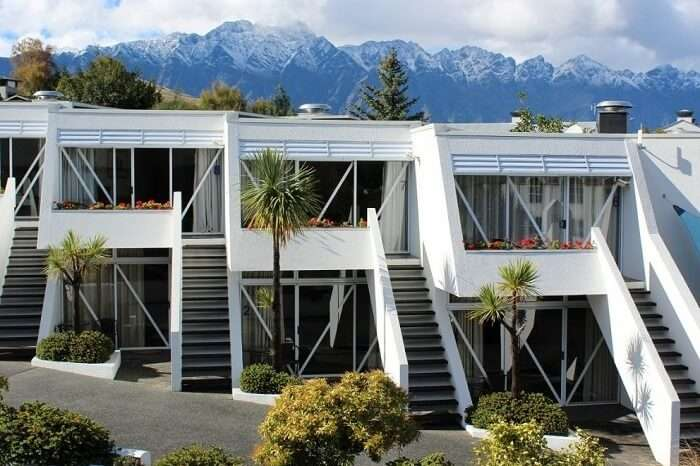 Amity Lodge in Queenstown