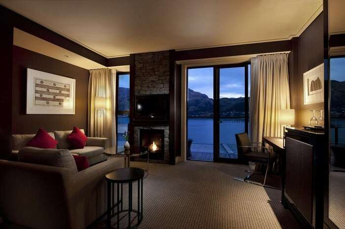 Room in Hilton Resort Spa Queenstown