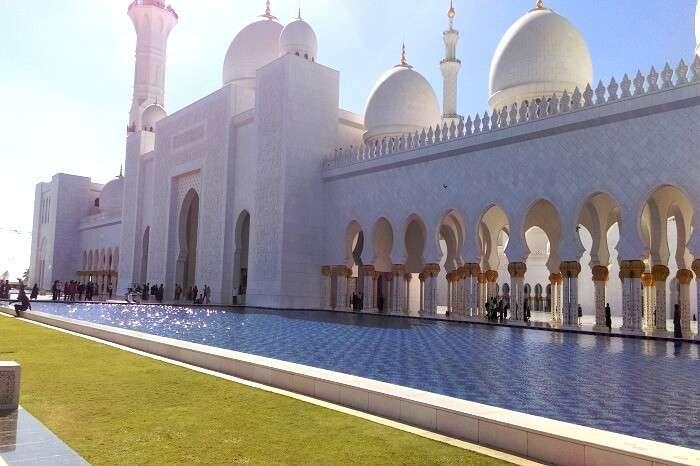 Dubai place of worship