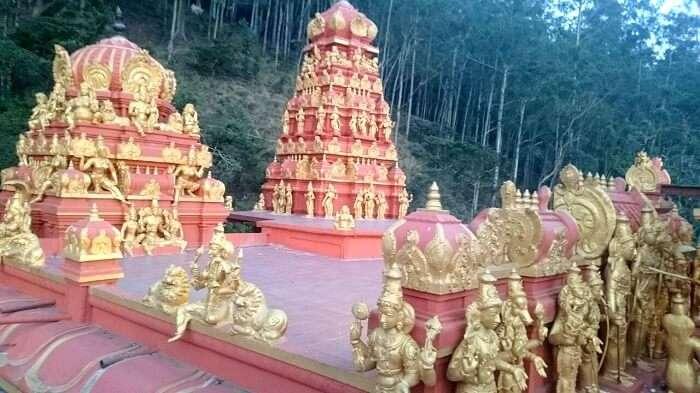 Sita Eliya temple