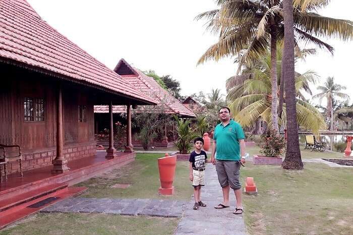 a luxurious stay in alleppey