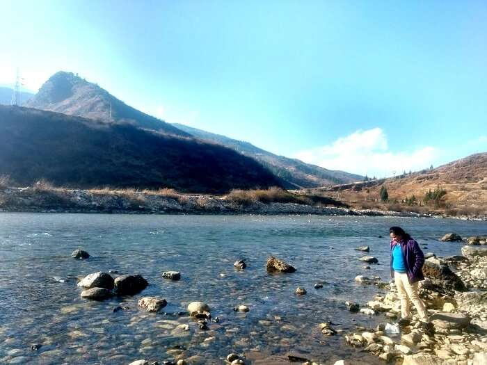 In and around Bhutan