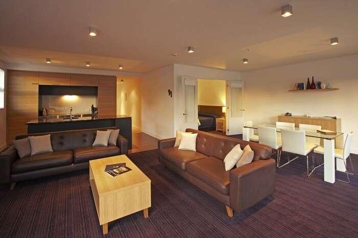 Room in Mantra Marina Queenstown
