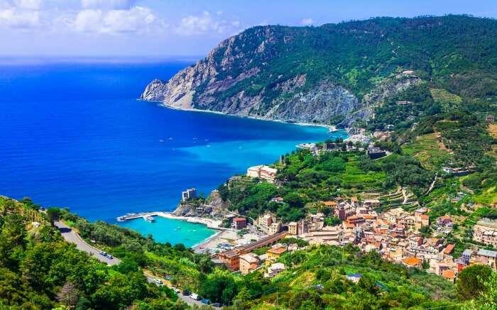 View of Monterosso Al Mare