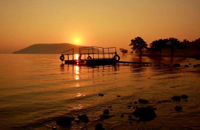 Pakhal Lake View