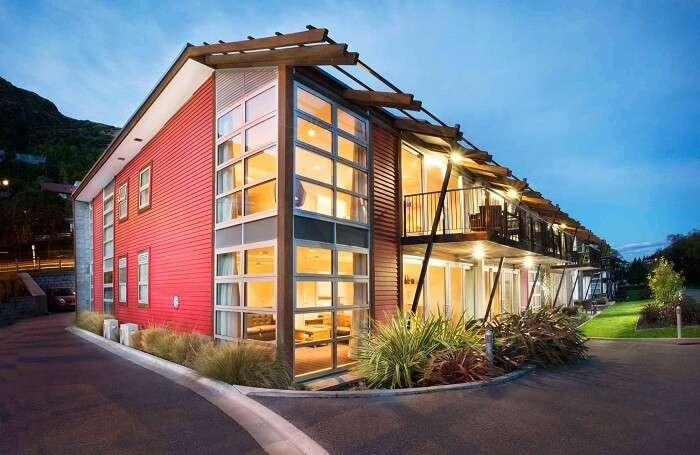 Panorama Terrace Apartments Element Escapes