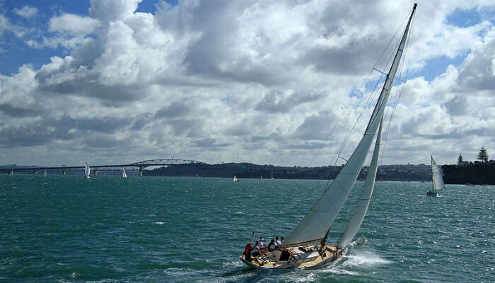 Sailing in Yachts in Auckland
