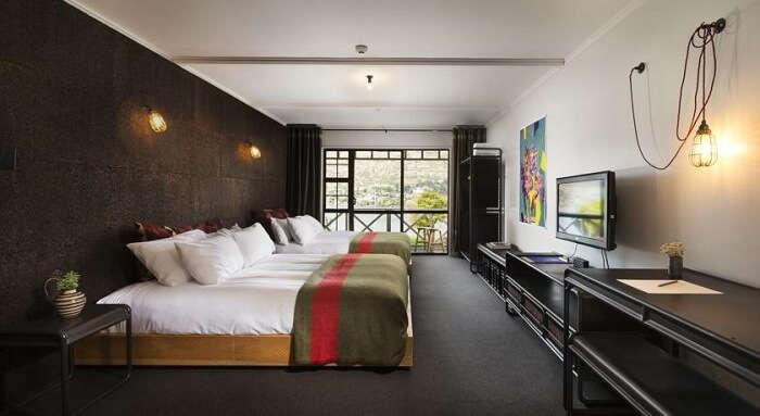 Room in Sherwood Hotel in Queenstown