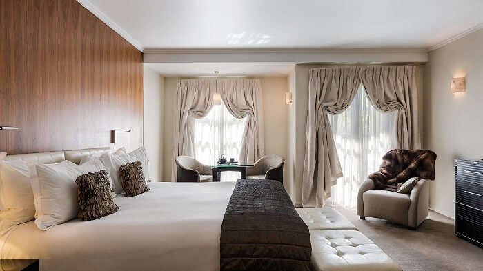 Room in Sofitel Queenstown Hotel and Spa