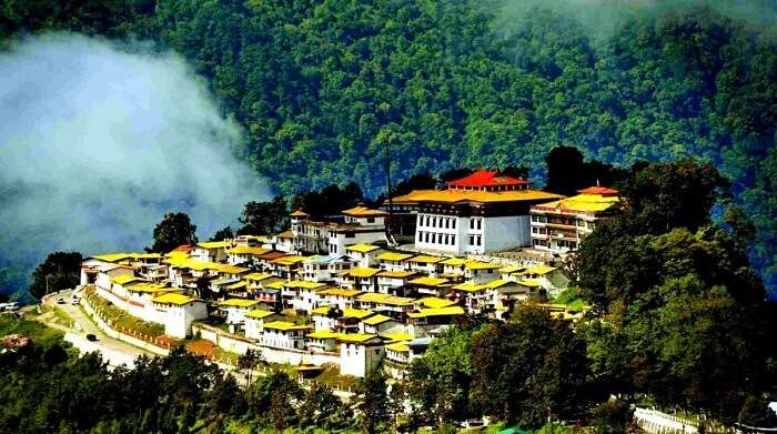 Hill station of Tawang