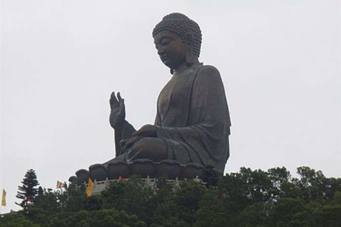 The Big Buddha Statue