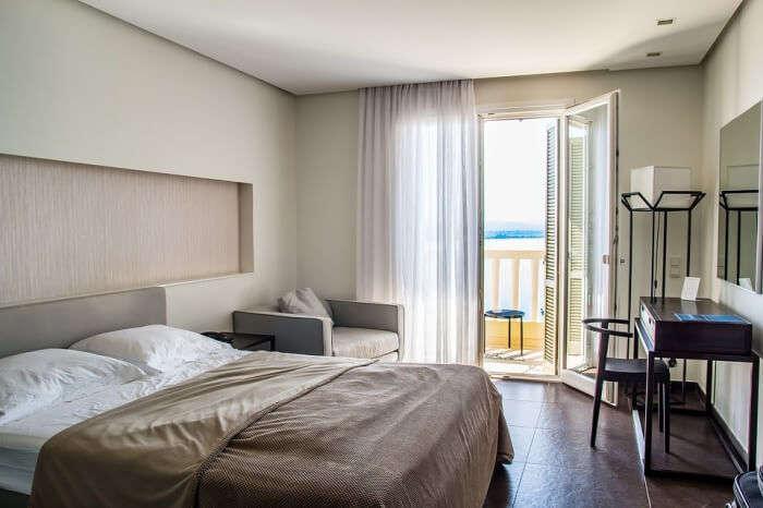 modern class accommodation