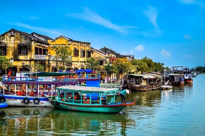 Town Vietnam Heritage Ancient An Hoi Travel Asia