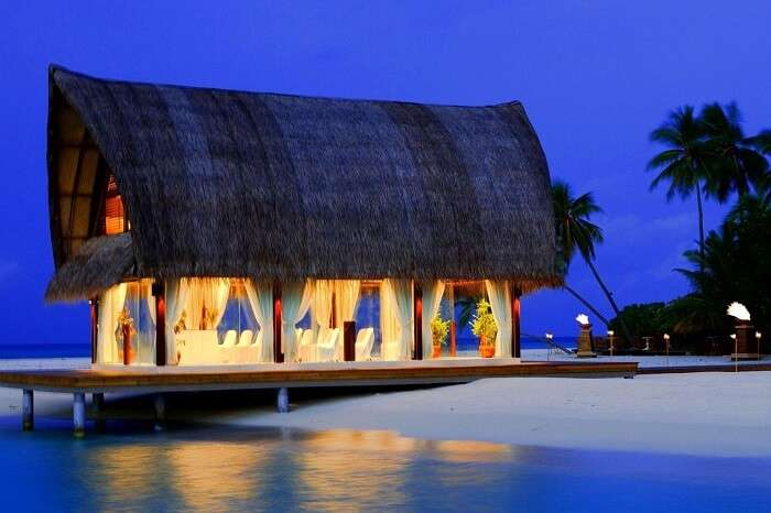 A perfect beachside area for a honeymoon in Goa