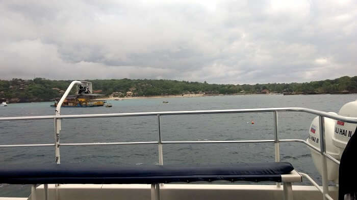 Cruise to Lembongan Island