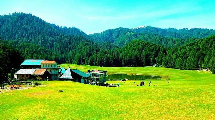 Places to visit in Khajjiar