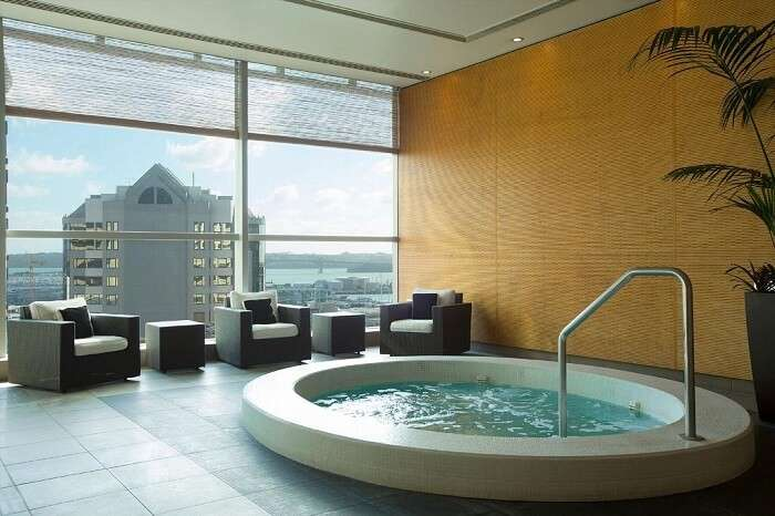 Luxury Hotels New Zealand
