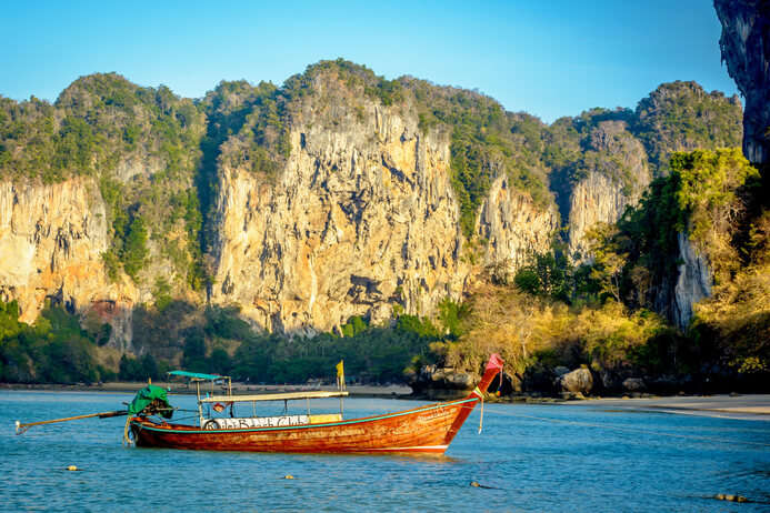 marvel at the landscapes in thailand