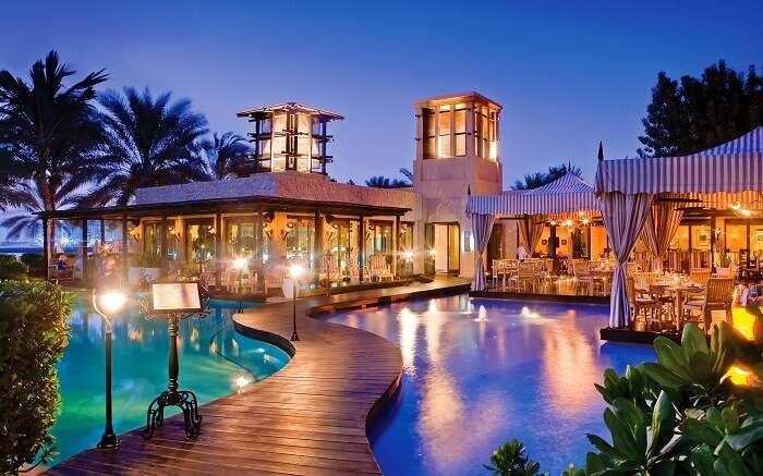 Eauzone Restaurant, Dubai