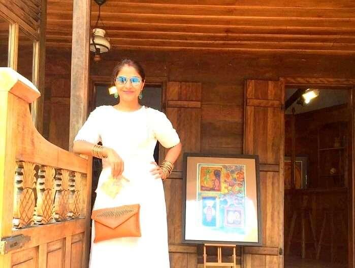 Tourist in Seychelles