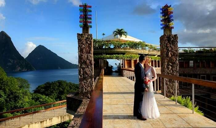 Wedding Photography in Saint Lucia