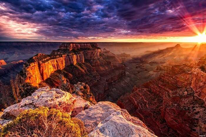 The Grand Canyon, Utah