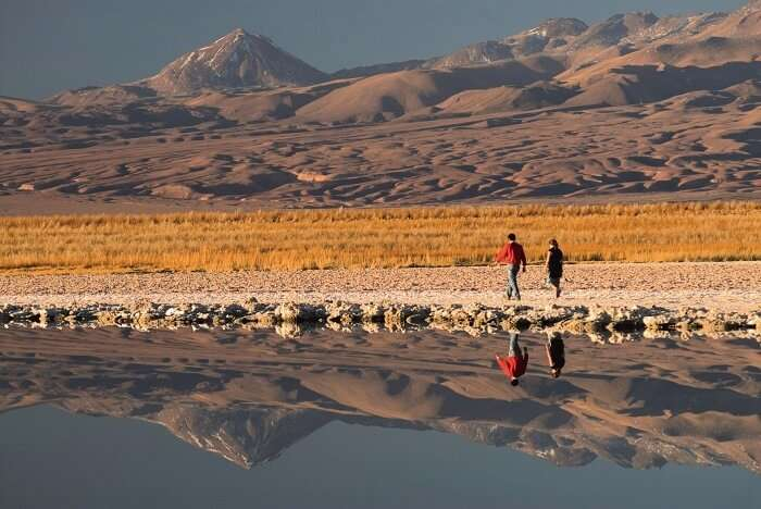 Valle de la Luna in Chile