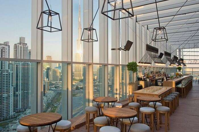 Iris Restaurant in Dubai