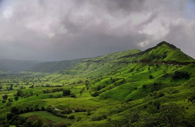 The Eastern Ghats, India