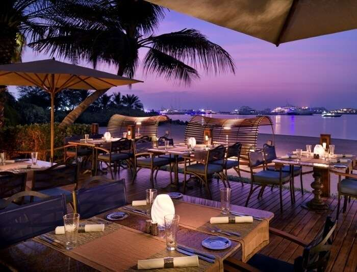 Beach Bar and Grill, Dubai