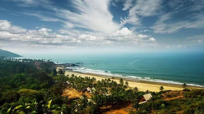 Coastline of India